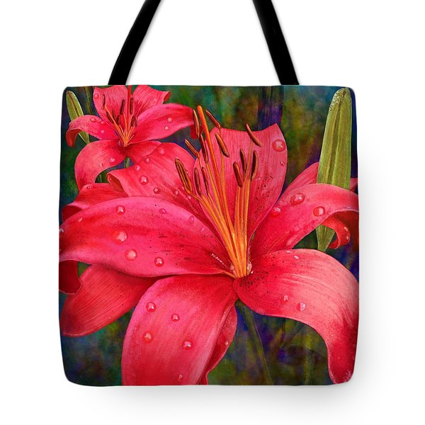 The Wonders Of June Tote Bag