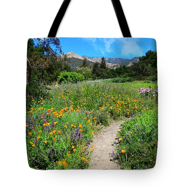 The Wonders Of Spring Tote Bag