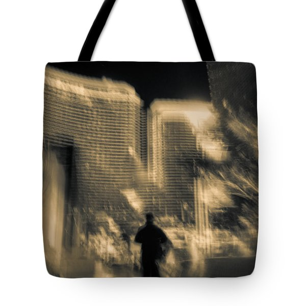 Tote Bag featuring the photograph The World Is My Oyster by Alex Lapidus