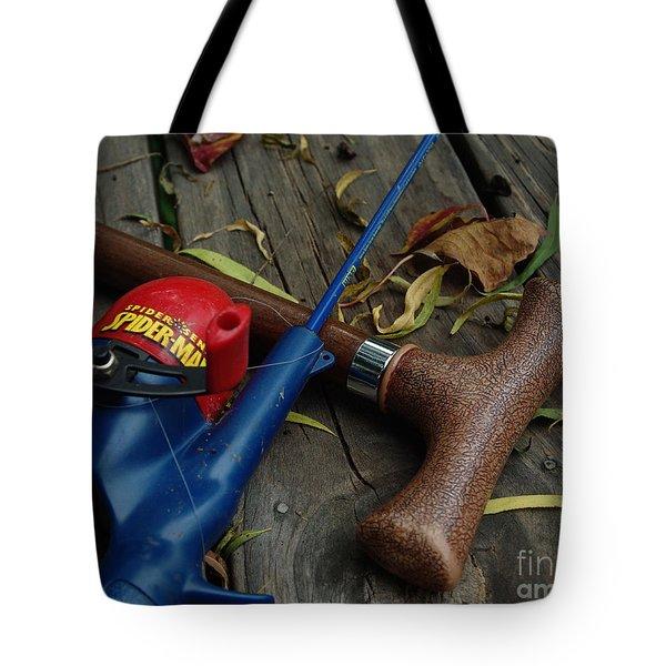 The X Men Tote Bag by Peter Piatt