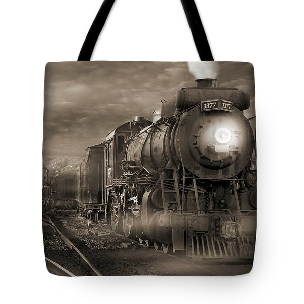 The Yard 2 Tote Bag
