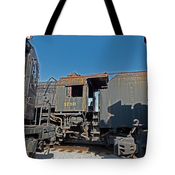 The Yards Tote Bag by Skip Willits