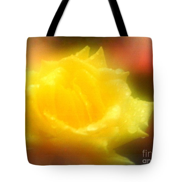 Tote Bag featuring the photograph New Orleans  Yellow Rose Of Tralee by Michael Hoard