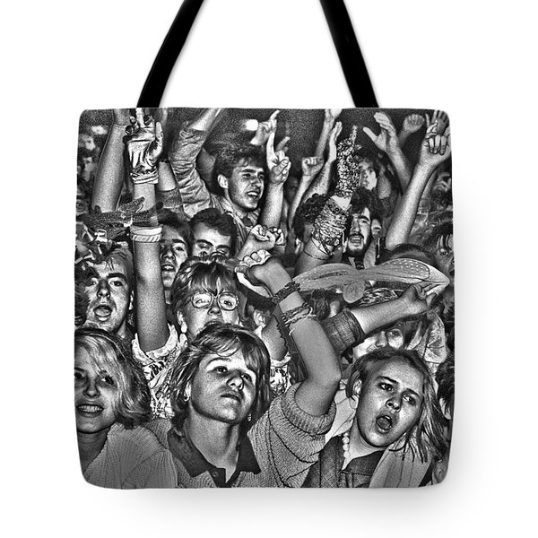 The Young Ones Tote Bag