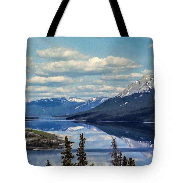 The Yukon Tote Bag