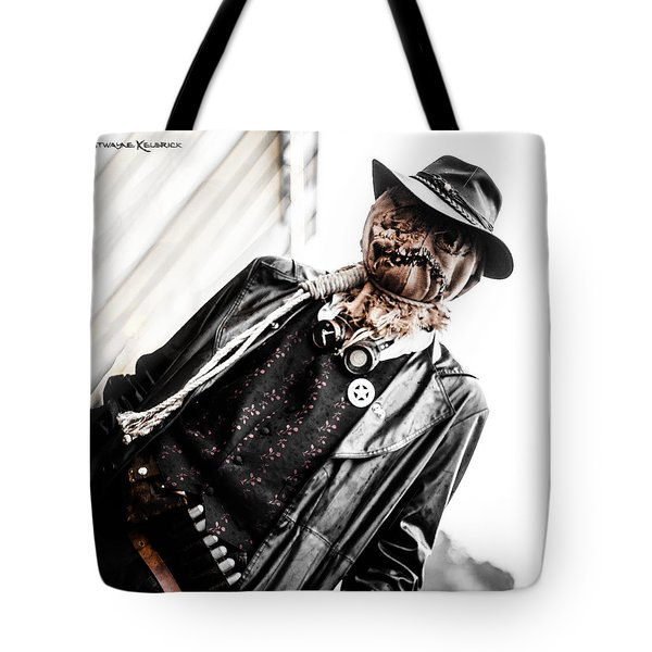 The Zombie Hanging Tote Bag