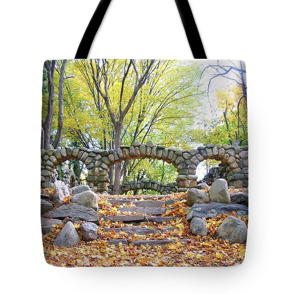 Theatre Reception Area Tote Bag