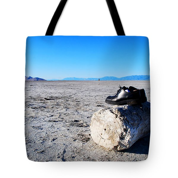 #everythingisforgotten Tote Bag by Becky Furgason