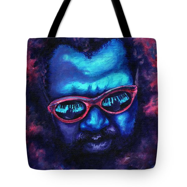 Thelonious Monk Tote Bag