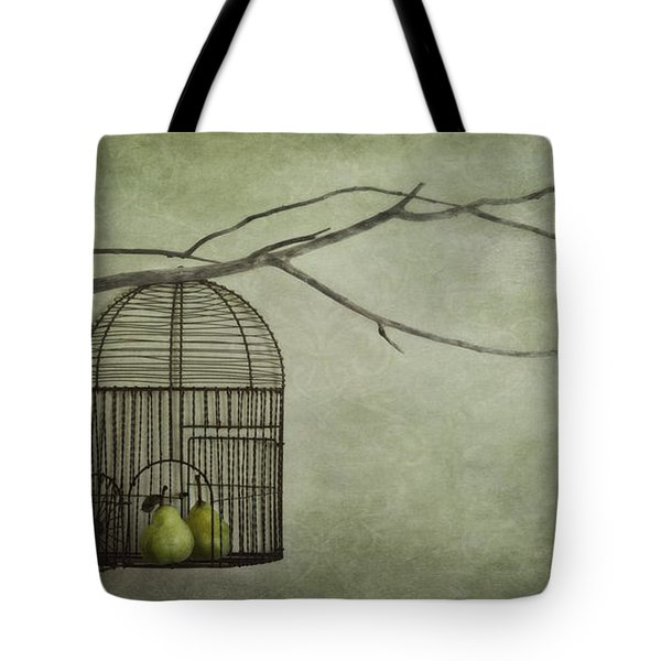 There Is A World Outside Tote Bag by Priska Wettstein