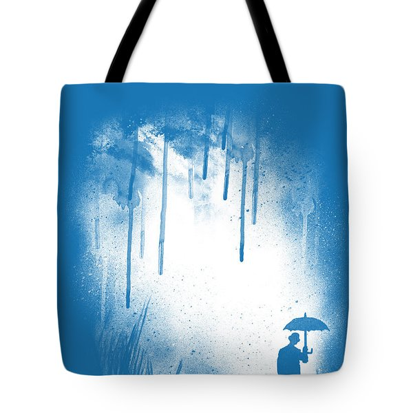 There Is Always A Way Out Tote Bag