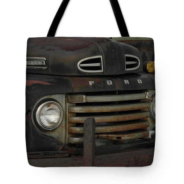 There Is Nothing Like An Old Ford Tote Bag