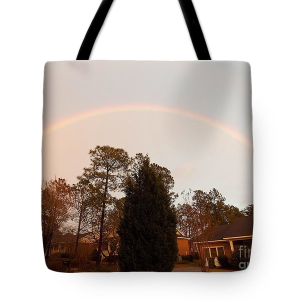 There Is Strength In Prayer Tote Bag