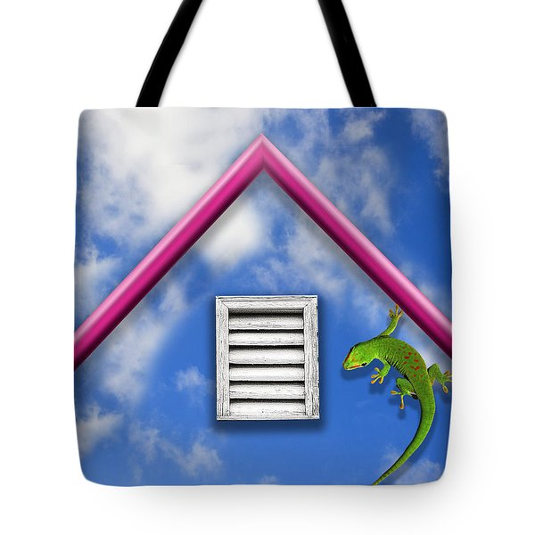 There Must Be Some Way Out Of Here Tote Bag