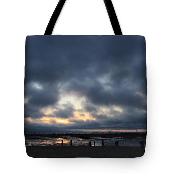 There's A Freedom In The Night Tote Bag by Laurie Search