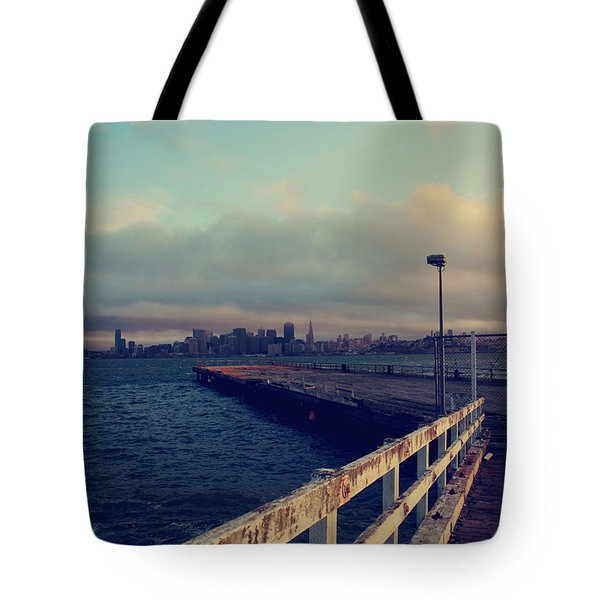 There's Always Tomorrow Tote Bag by Laurie Search