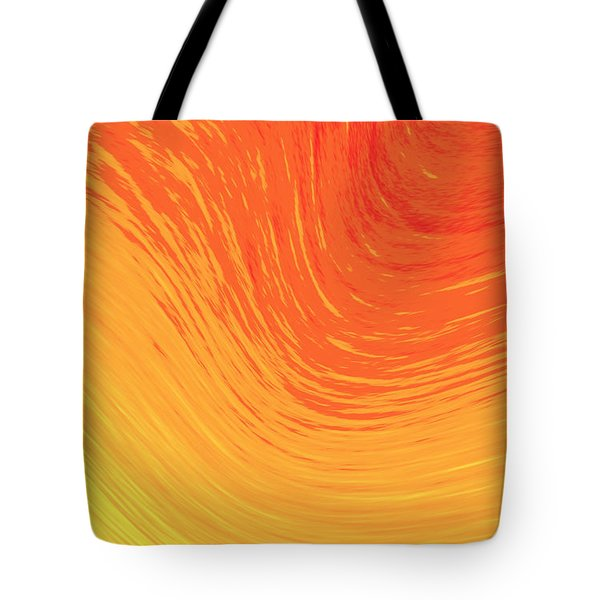 Heat Wave Tote Bag