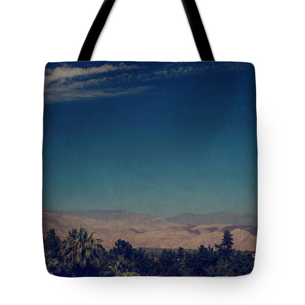 They Can't Touch Us Tote Bag by Laurie Search