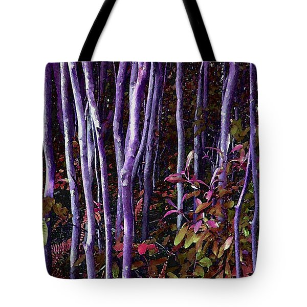 Thick Rough Tote Bag