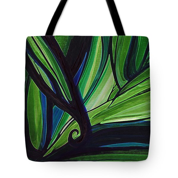 Thicket Tote Bag by First Star Art