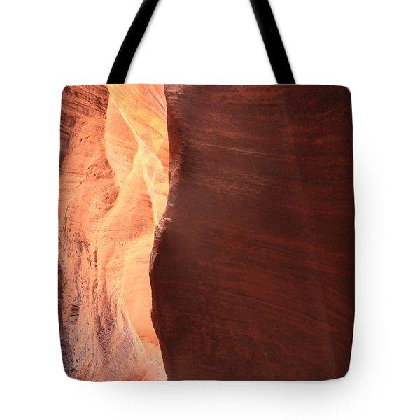 Thin Beam Tote Bag