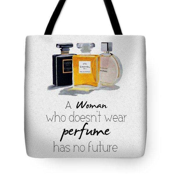 Think About Your Future 2 Tote Bag