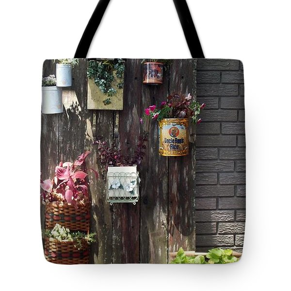 Tote Bag featuring the photograph Think Again by John Glass