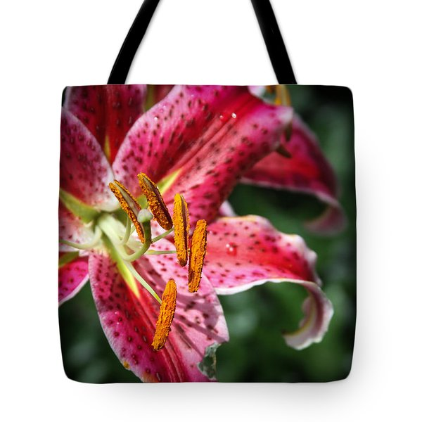 Think Pink Tote Bag