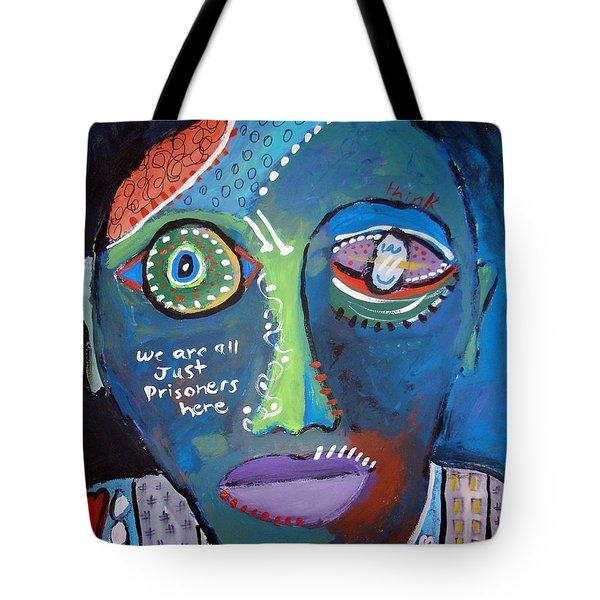 Think Tote Bag by Venus