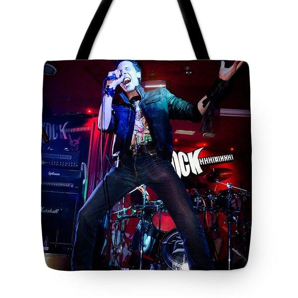 Third Dim3nsion II Tote Bag