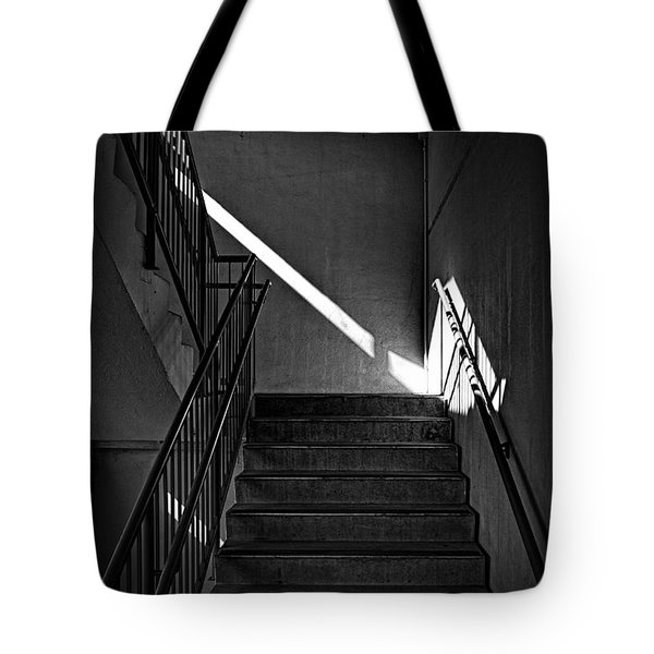 Third Floor Tote Bag by Bob Orsillo