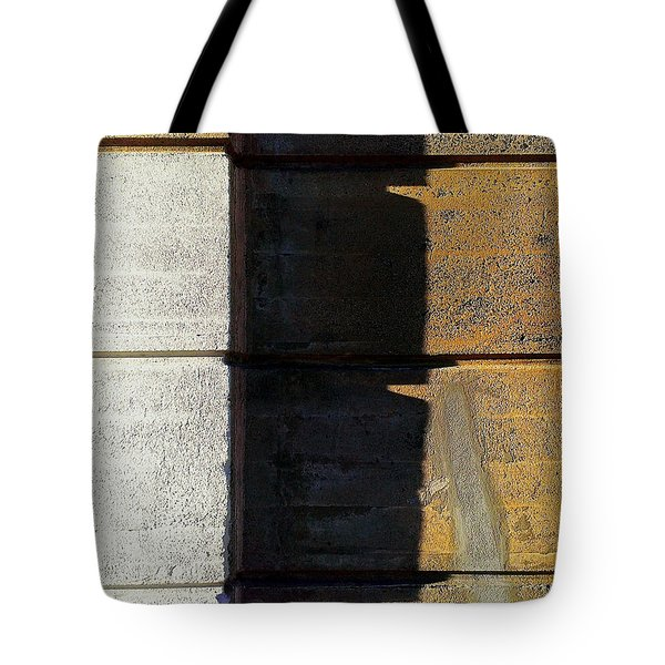 Thirds Tote Bag by James Aiken