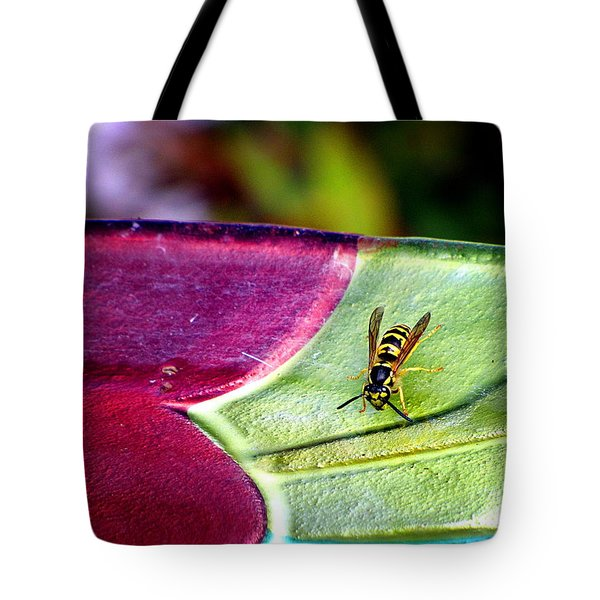 Tote Bag featuring the photograph Thirsty by Greg Simmons