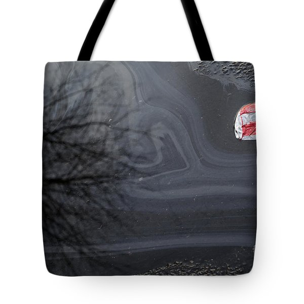 Thirsty Tote Bag by Luke Moore