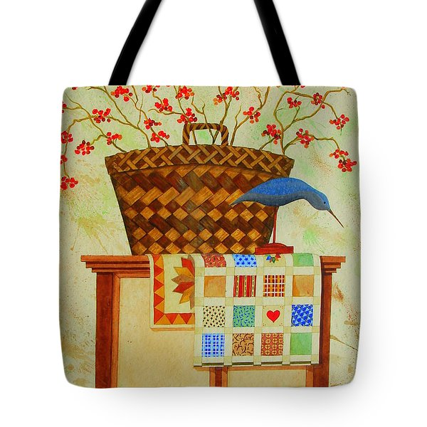 Thirty Years In The Making Tote Bag