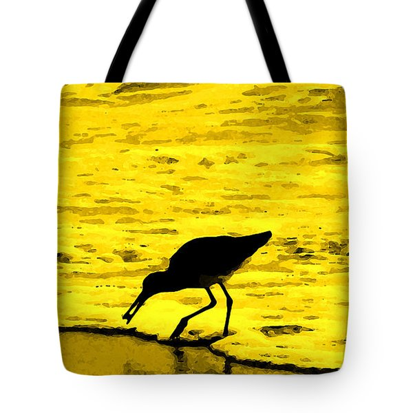 This Beach Belongs To Me Tote Bag