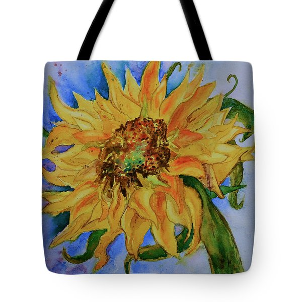 This Here Sunflower Tote Bag