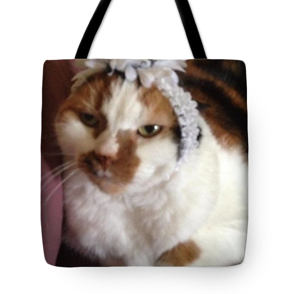 This Is Not Amusing Tote Bag
