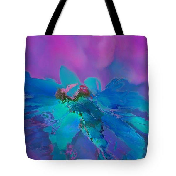 This Is Not Just Another Flower - Bpb02 Tote Bag by Variance Collections