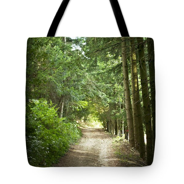 This Is The Way Walk In It Tote Bag by Georgia Fowler