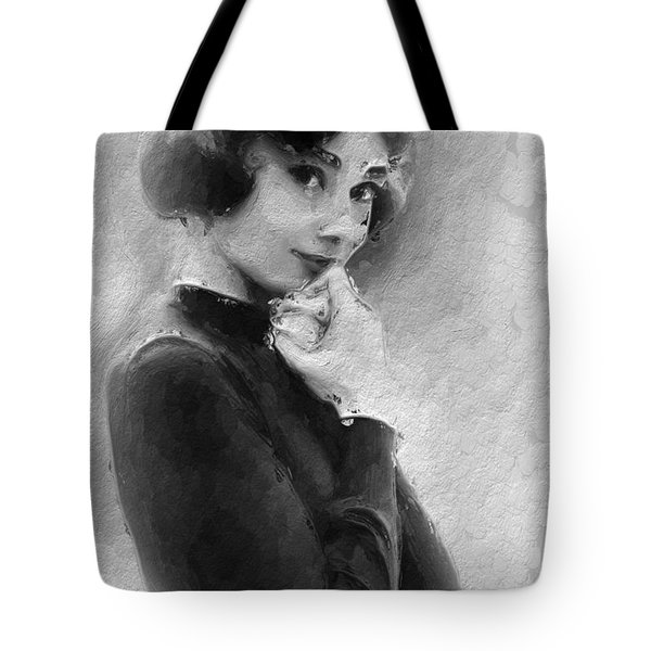 This Love Never Ends Tote Bag