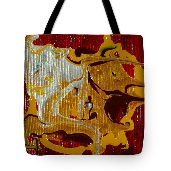 This Masquerade Tote Bag