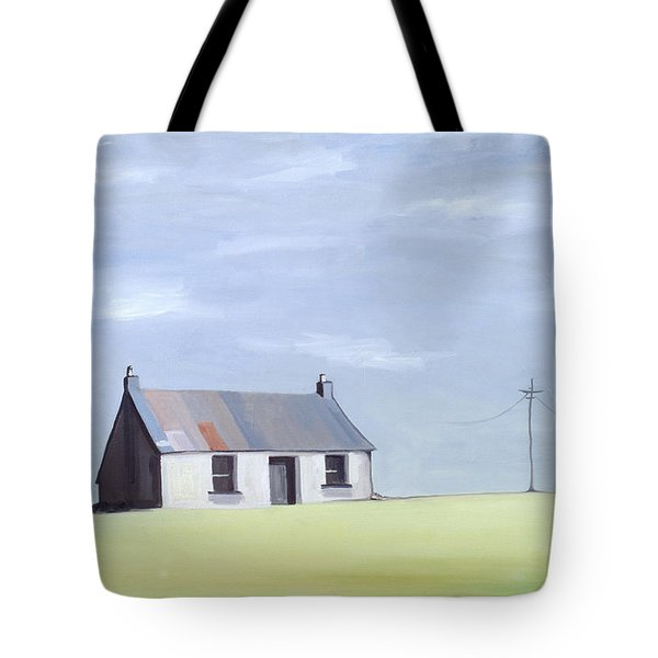 This Old House Tote Bag by Ana Bianchi