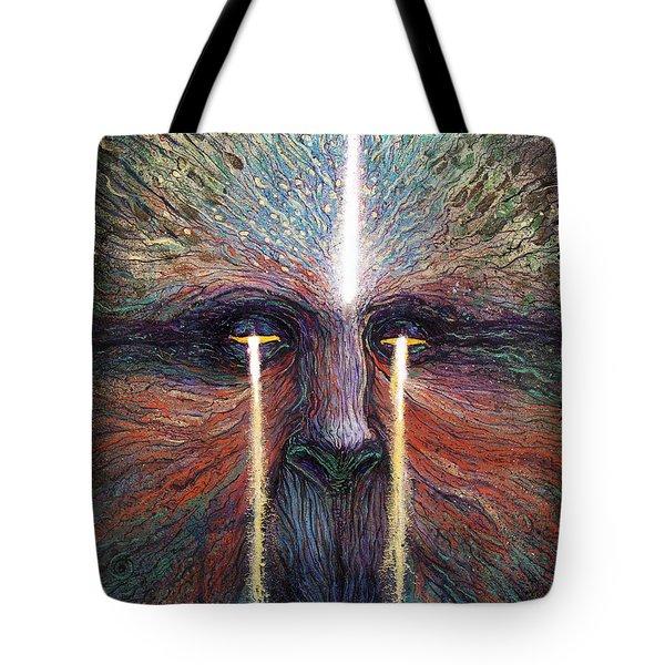This World Weeps For A Spiritual Awakening Tote Bag