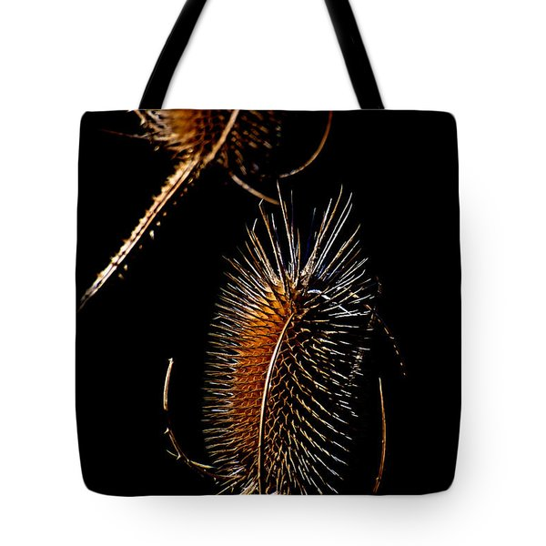 Thistle Light Tote Bag