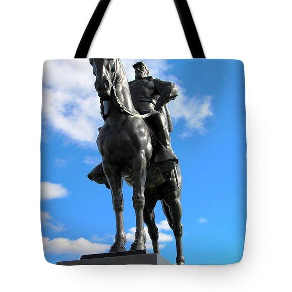 Thomas Jackson Tote Bag