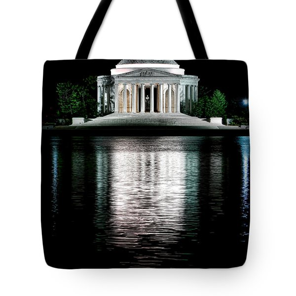 Thomas Jefferson Forever Tote Bag
