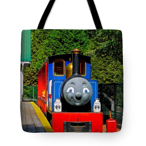 Thomas Tote Bag