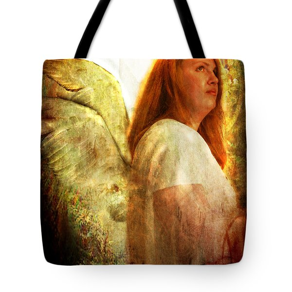 Thompson.angelic 1 Tote Bag