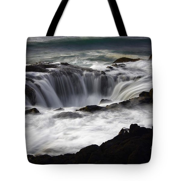 Thors Well Tote Bag by Bob Christopher
